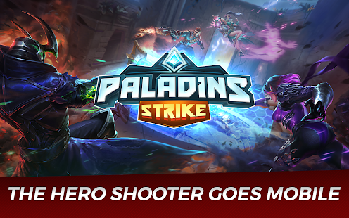 Paladins Strike 2.1
