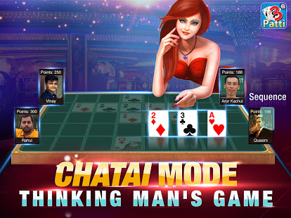 Teen Patti by Octro - Indian Poker Card Game 7.59