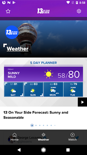 Download 13 ON YOUR SIDE News - WZZM 42.2.11 APK For Android