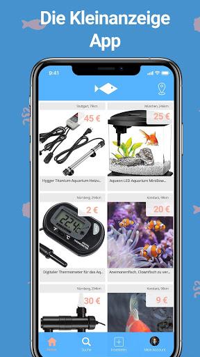 Download Aquarienbörse - Kleinanzeige für Aquaristik 1.1.5 APK For Android