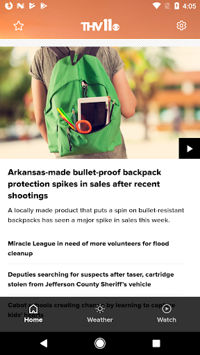 Download Arkansas News from THV11 42.2.11 APK For Android
