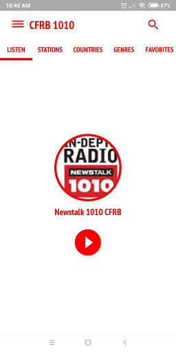 Download CFRB 1010 Newstalk Radio Toronto 1.2 APK For Android