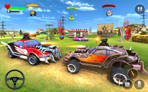 Download Car Squad Firing Battleground Shooting Game 1.0 APK For Android