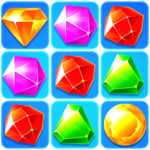 Download Brittle Jewel World - Match Puzzle 3.0 APK For Android