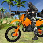 Download Motorbike Beach Fighter 3D 1.2 APK For Android