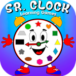 Download Sr.Clock Learning Games 5.0 APK For Android