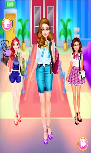 Download Flight Attendants Air Hostess Dress Up Game 1.0 APK For Android