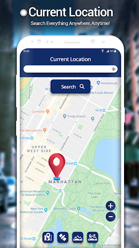Download GPS Navigation Maps & Live Location Services 2020 1.2 APK For Android