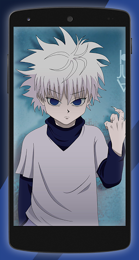 Download Killua Zoldyck Anime Wallpapers HD 4K 1.0 APK For Android
