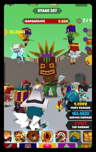 Download Land of the Titans! 1.2 APK For Android