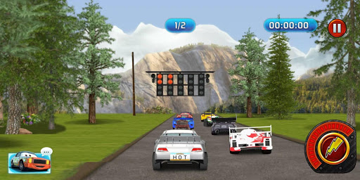 Download Lightning Speed Car Racing 1.1 APK For Android