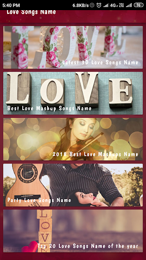 Download Love Songs Latest - 2020 1.1.4 APK For Android