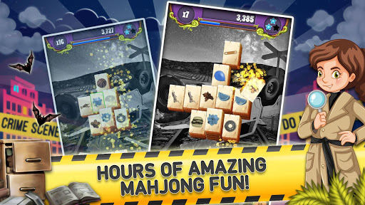 Download Mahjong Crime Scenes: Mystery Cases 1.0.19 APK For Android