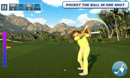 Download Mini Golf Master 2019 - golden shot golf 1.0 APK For Android