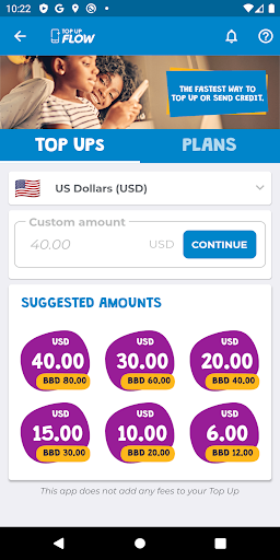 Download Topup Flow 4.0 (v57) APK For Android