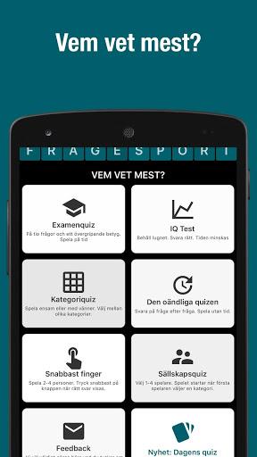 Download Vem vet mest? 9.0.0 APK For Android