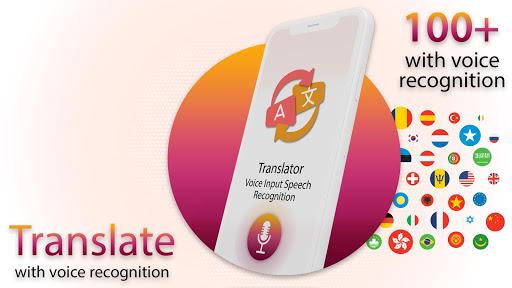 Download Voice Translator - Speak Translate all languages 1.0.4 APK For Android