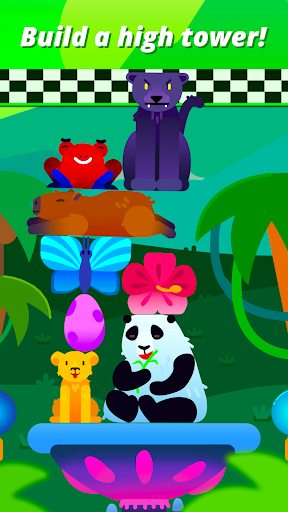 Download Wild Animals Saga! Physical Puzzle 1.57 APK For Android