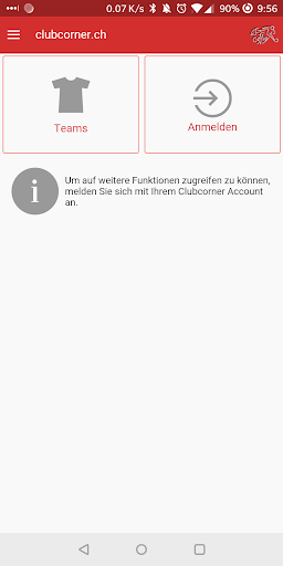 Download clubcorner.ch 1.0 APK For Android