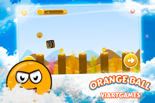 Download Ball orange 10 APK For Android