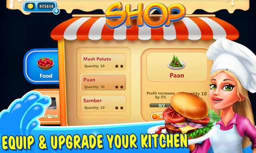 Download Beach Restaurant Master Chef 1.31 APK For Android
