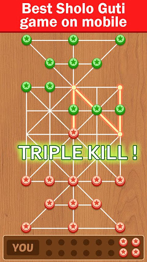 Download Bead 16 - Sholo Guti, Sixteen Soldiers Board Game 1.03 APK For Android