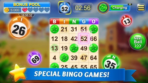 Download Bingo Legends - New,Special and Free Bingo Games 1.0.3 APK For Android