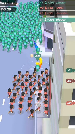 Download City Run-3D Crowd Games 1.15 APK For Android