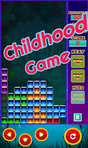 Download Classic Tetra Blitz Puzzle 2020 0.3 APK For Android
