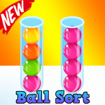 Download Ball Sort Puzzle Game 1.0.0 APK For Android
