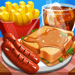 Download Cooking Cafe Restaurant Girls - Best Cooking Game 1.1.8 APK For Android