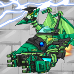 Download Dr.Ptera - Combine! Dino Robot : Dinosaur Game 1.2.5 APK For Android
