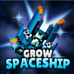 Download Grow Spaceship - Galaxy Battle 5.2.4 APK For Android