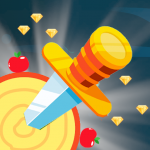 Download Knife Force - Knife Hit - Flippy Knife Party! 1.3.0 APK For Android