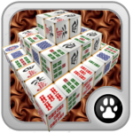 Download Mahjong 3D Cube Solitaire 1.0.0.8 APK For Android