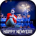 Download New Year Photo Editor 1.2 APK For Android
