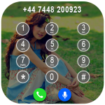 Download Photo Theme Phone Keyboard Dialer 4.4.4 APK For Android