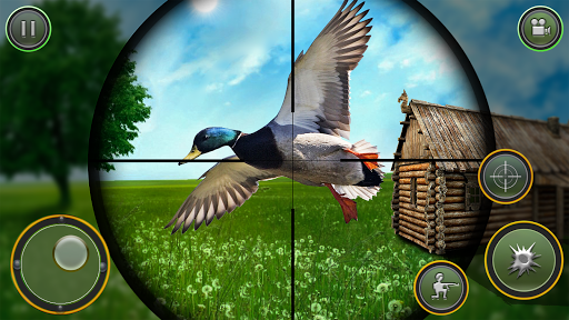 Download Duck hunting season 2020: Bird Shooting Games 3D 1.6 APK For Android