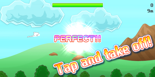 Download Fly to the Sky! Flying Man 1.0.0 APK For Android
