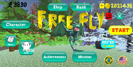 Download Free Fly 1.24 APK For Android
