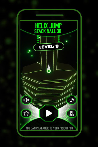 Download Helix Jump Stack Ball 3D 1.2 APK For Android