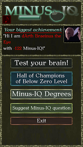 Download Minus IQ Joke 1.5.3 APK For Android