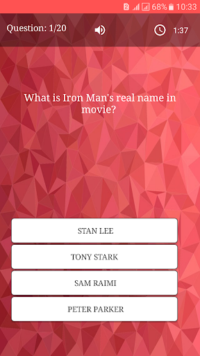 Download My Ironman Quiz 1.0.6 APK For Android