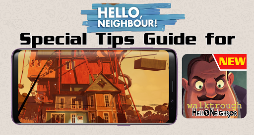 Download New Hi neighbor alpha 4 hello walkthrough 1.2 APK For Android