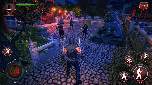 Download Ninja Fighting Spree 1.11 APK For Android