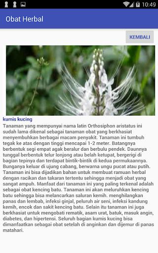 Download Obat Herbal 1.1 APK For Android