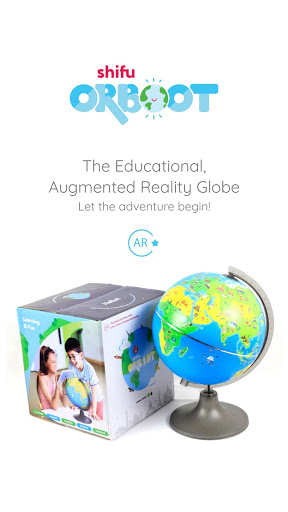 Download Orboot: AR Globe by PlayShifu 74 APK For Android