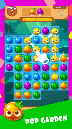 Download Pop Garden Mania - Line Match 3 1.9.5 APK For Android
