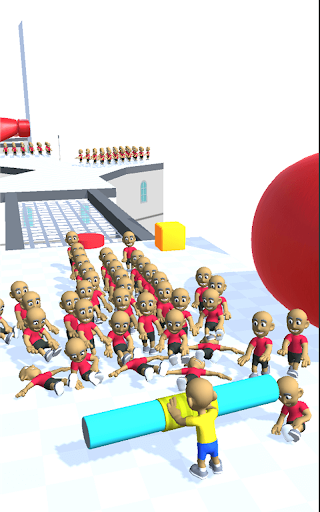Download Run Crowd Smash - Push'em all 3D 1.0.0 APK For Android