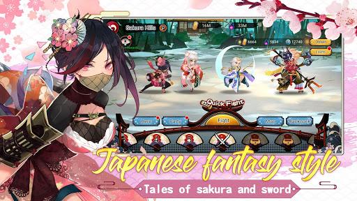 Download SenRan Sakura 9.1.0 APK For Android